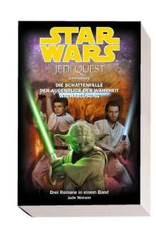 Jude Watson: Star Wars Jedi Quest Sammelband 03, Buch