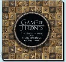 Game of Thrones: Die großen Häuser der Sieben Königslande von Westeros, Buch