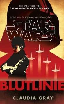 Claudia Gray: Star Wars: Blutlinie, Buch