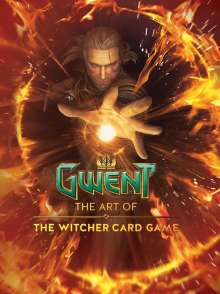 Gwent: The Art of The Witcher Card Game, Buch