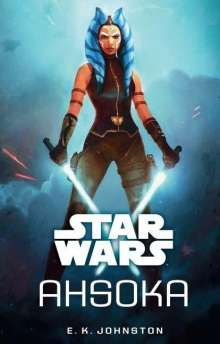 Emily Kate Johnston: Star Wars: Ahsoka, Buch
