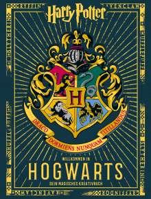 Harry Potter: Willkommen in Hogwarts, Buch