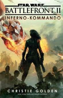 Christie Golden: Star Wars Battlefront II, Buch