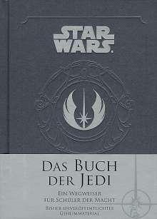 Daniel Wallace: Star Wars: Das Buch der Jedi, Buch