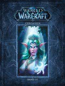 Blizzard Entertainment: World of Warcraft: Chroniken Bd. 3, Buch