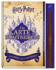 Karte Des Rumtreibers.Erinn Pascal Aus Den Filmen Zu Harry Potter Die Karte Des Rumtreibers Eine Reise Durch Hogwarts
