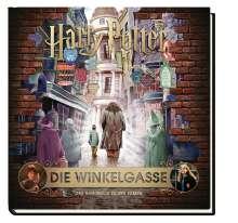 Jody Revenson: Harry Potter: Die Winkelgasse - Das Handbuch zu den Filmen, Buch