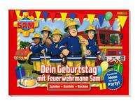 Carolin Böttler: Feuerwehrmann Sam: Dein Geburtstag mit Feuerwehrmann Sam - Brandheiße Ideen für deine Party, Buch