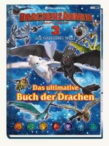 Carolin Böttler: Drachenzähmen leicht gemacht 3: Die geheime Welt: Das ultimative Buch der Drachen, Buch