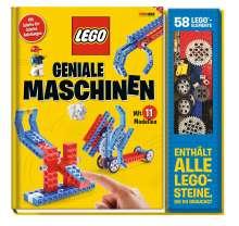 LEGO® Geniale Maschinen: Mit 11 Modellen, Buch