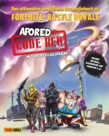 ApoRed: CODE RED: Das ultimative inoffizielle Strategiebuch zu Fortnite: Battle Royale, Buch