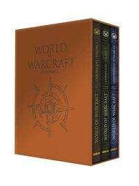 Blizzard Entertainment: World of Warcraft Chroniken 1-3 Schuber, Buch