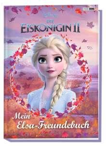 Panini: Disney Die Eiskönigin 2: Mein Elsa-Freundebuch, Buch