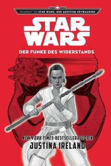Justina Ireland: Star Wars: Der Funke des Widerstands, Buch