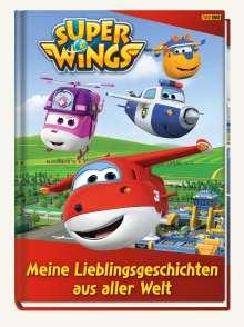 Claudia Weber: Super Wings: Meine Lieblingsgeschichten aus aller Welt, Buch