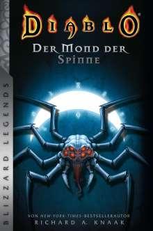 Richard A. Knaak: Diablo: Der Mond der Spinne, Buch