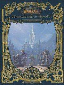 Christie Golden: World of Warcraft: Streifzug durch Azeroth, Buch