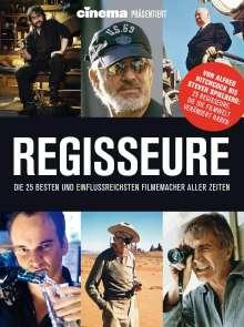 Philipp Schulze: Cinema präsentiert: REGISSEURE, Buch