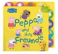 Peppa Pig: Peppa und ihre Freunde, Buch