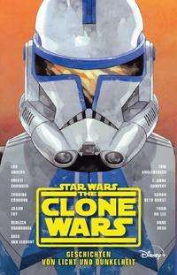 Lou Anders: Star Wars The Clone Wars, Buch