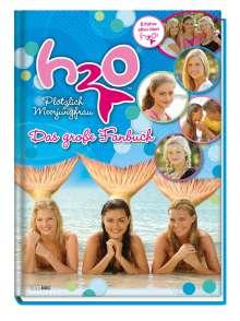 H2O Plötzlich Meerjungfrau: Das große Fanbuch, Buch