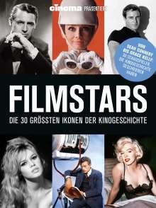 Philipp Schulze: Cinema präsentiert: Filmstars - Die 30 größten Ikonen der Kinogeschichte, Buch
