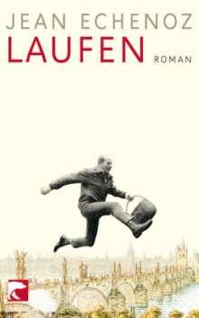 Jean Echenoz: Laufen, Buch