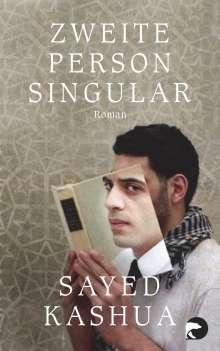 Sayed Kashua: Zweite Person Singular, Buch