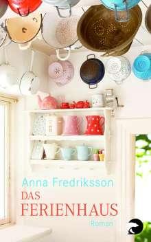 Anna Fredriksson: Das Ferienhaus, Buch