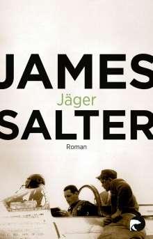 James Salter: Jäger, Buch