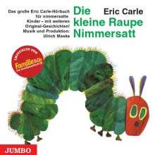Eric Carle: Die kleine Raupe Nimmersatt, CD