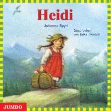 Johanna Spyri: Heidi. CD, CD