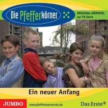 Die Pfefferkörner 01. Ein neuer Anfang, CD