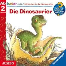 Wieso? Weshalb? Warum? junior. Die Dinosaurier, CD