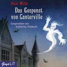 Oscar Wilde: Das Gespenst von Canterville, CD