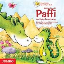Bettina Göschl: Paffi, der kleine Feuerdrache, CD