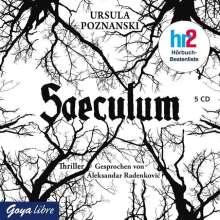 Ursula Poznanski: Saeculum, 5 CDs