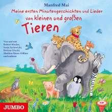 Manfred Mai: Meine Ersten Minutengeschichten Und Lieder Von Kle, CD