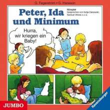 Grethe Fagerström: Peter, Ida und Minimum, CD