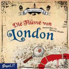 Ben Aaronovitch: Die Flüsse von London, 3 CDs