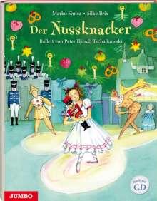 Marko Simsa: Der Nussknacker, Buch