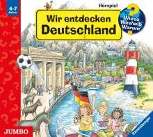 Wieso? Weshalb? Warum? Wir entdecken Deutschland, CD