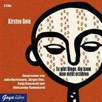 Kirsten Boie: Es gibt Dinge, die kann man nicht erzählen, CD