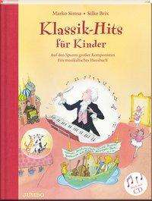Marko Simsa: Klassik-Hits für Kinder, Buch
