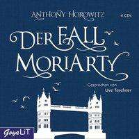 Anthony Horowitz: Der Fall Moriarty, 4 CDs