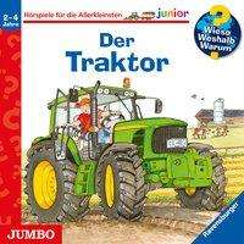 Wolfgang Metzger: Wieso? Weshalb? Warum? junior. Der Traktor, CD