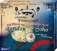 Ben Aaronovitch: Gestatten: Peter Grant, CD