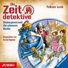 Fabian Lenk: Die Zeitdetektive 35. Shakespeare und die schwarze Maske, CD