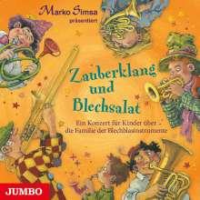 Marko Simsa: Zauberklang und Blechsalat, CD
