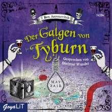 Ben Aaronovitch: Der Galgen von Tyburn, 3 CDs